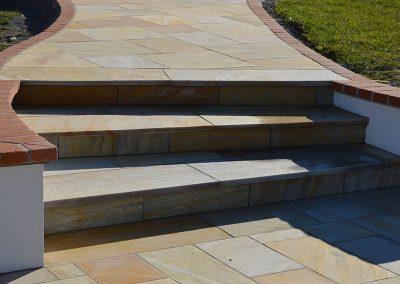 Quarzit Bodenplatten