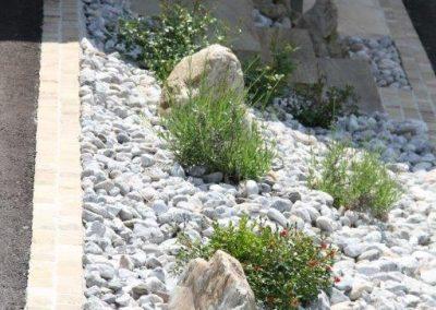 Sandsteinwürfel Zweireiher